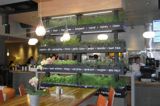 Lyfe Kitchen S Green Restaurant Design Tips Trends And